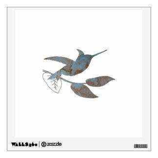 Hummingbird Wall Decal