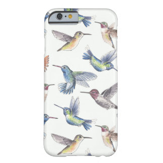 Hummingbirds Barely There iPhone 6 Case