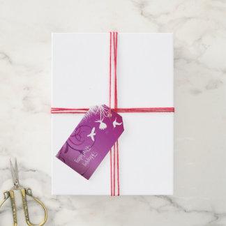 Hummingbirds Gift Tags