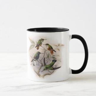 Hummingbirds  in Flight Mug