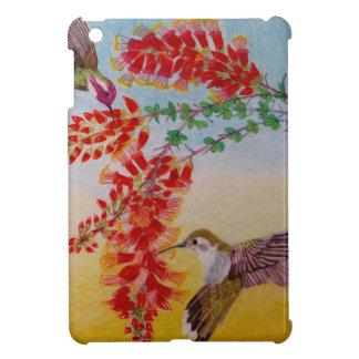 Hummingbirds iPad Mini Case