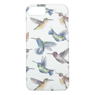 Hummingbirds iPhone 8/7 Case