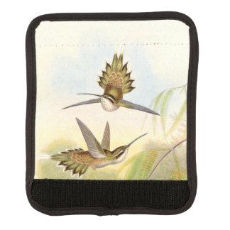 Hummingbirds Luggage Handle Wrap