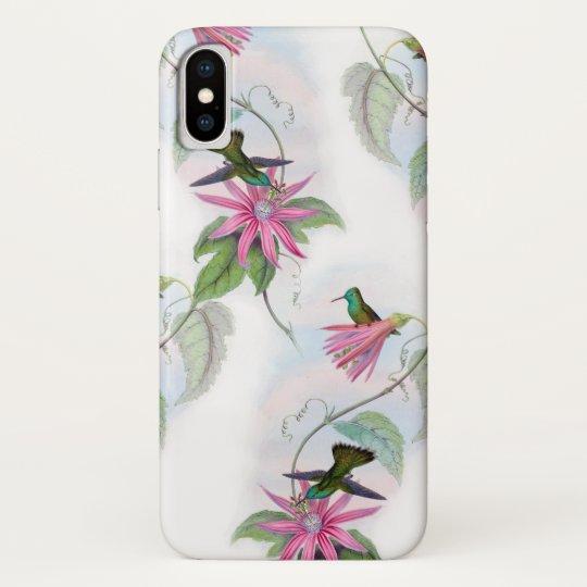 Hummingbirds pattern samsung galaxy nexus case