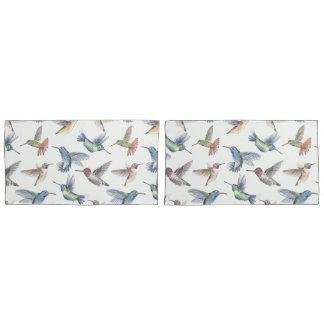 Hummingbirds Pillowcase