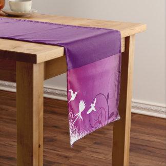 Hummingbirds Short Table Runner