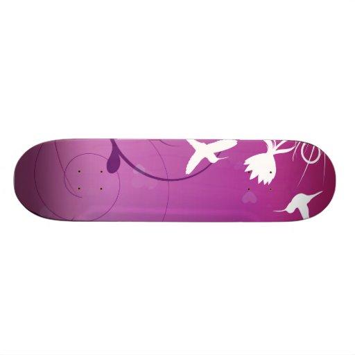 Hummingbirds Skateboard Decks