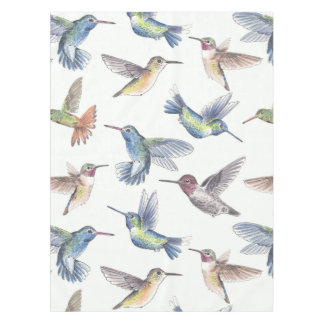 Hummingbirds Tablecloth