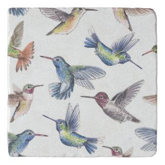 Hummingbirds Trivet