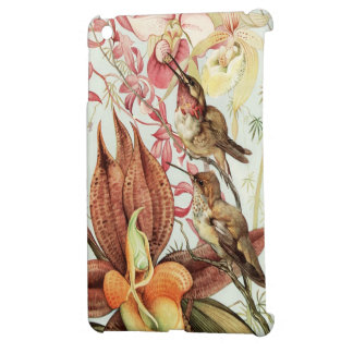 Hummingbirds with Orchids iPad Mini Case