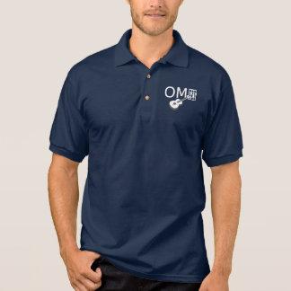 Humor OMG Ukulele G Chord Polo Shirt