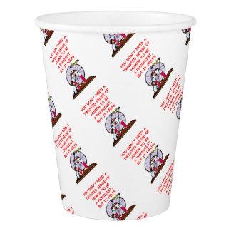 HUMOR PAPER CUP