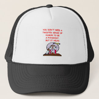 HUMOR TRUCKER HAT