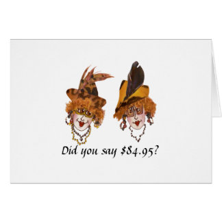 Humorous 85th Birthday for Women Card