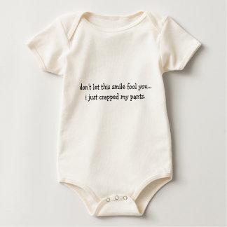 humorous baby shirt