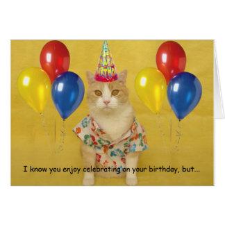 Humorous Birthday Cards