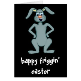 humorous easter card