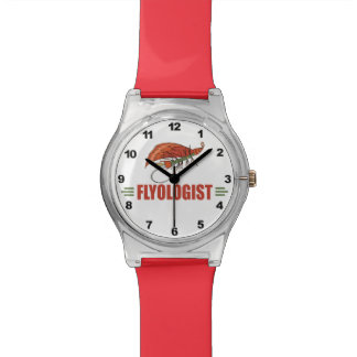 Humorous Fly Fishing Watch