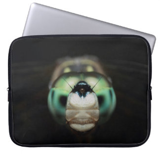 Humorous Funny Garden Dragonfly Nature Wildlife Laptop Sleeve