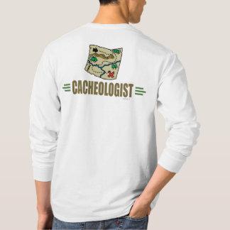 Humorous Geocaching T-Shirt