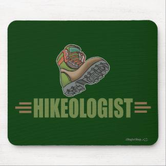 Humorous Hiking Mousepad