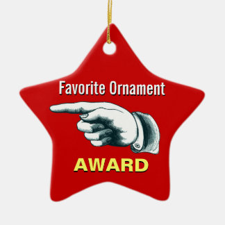 Humorous Holiday Gift Ornament