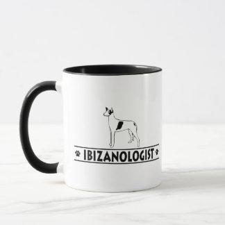 Humorous Ibizan Mug