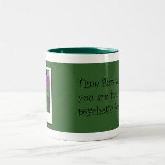 Humorous Psychotic Mug
