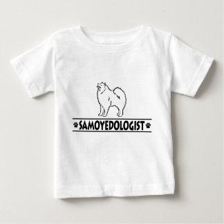 Humorous Samoyed Baby T-Shirt