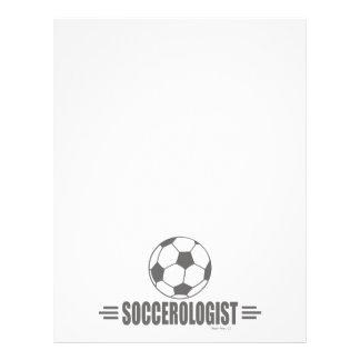 Humorous Soccer Custom Flyer