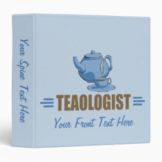 Humorous Tea Binders