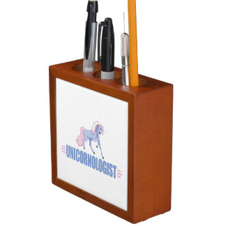 Humorous Unicorn Lover Pencil Holder