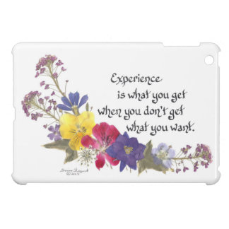 Humorous Wisdom iPad Mini Cover