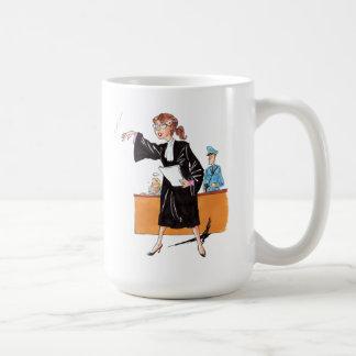 Humour: lawyer - coffee mug