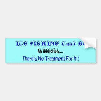 Humourous Fishing Bumper Sticker