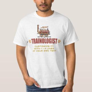 Humourous Railroad T-Shirt