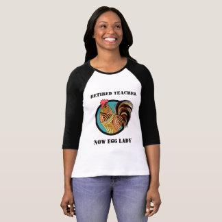 Humourous Retired Teacher Shirt