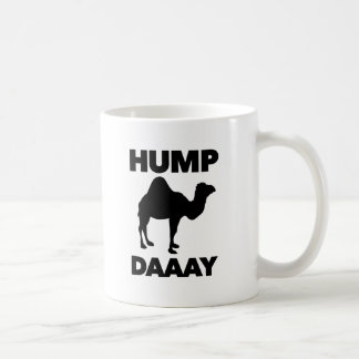 Hump Daaay Classic White Coffee Mug