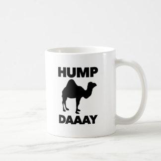 Hump Daaay Basic White Mug