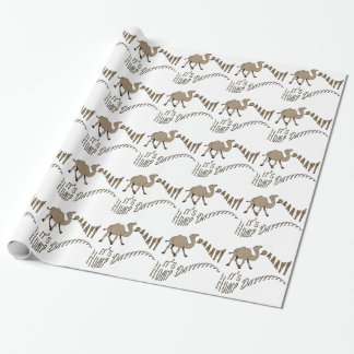 Hump Daayyy  White Wrapping Paper