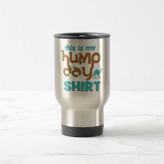 Hump Day 15 Oz Stainless Steel Travel Mug