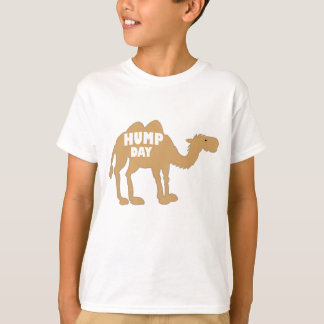 HUmp Day #4 T-Shirt