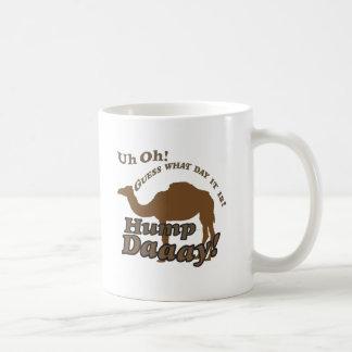 Hump Day Camel! Classic White Coffee Mug