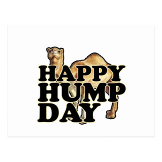Hump Day Camel T Shirts M.png Postcard
