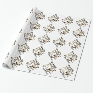 Hump Day Camel Wrapping Paper