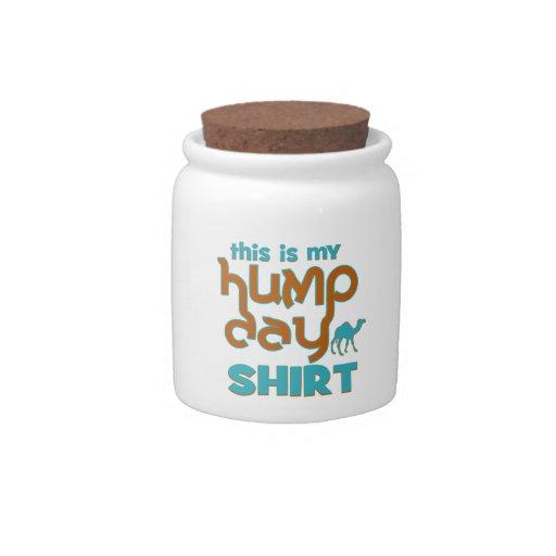Hump Day Candy Dish
