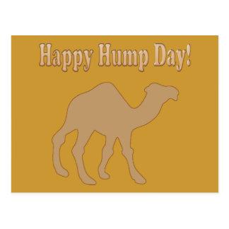 Hump day Happy Hump Day Postcard