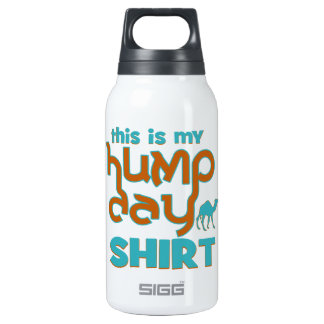 Hump Day Insulated Water Bottle