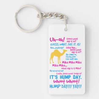 Hump Day Keychains