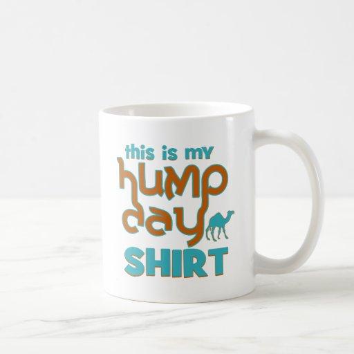 Hump Day Coffee Mugs